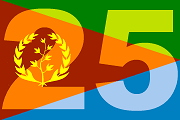 Congratulations Eritrea - May 24th 2016 - 25 years independence