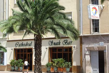 Cathedral Snack Bar - Harnet Avenue - Asmara -Eritrea