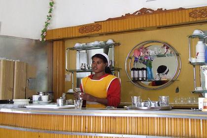 Cathedral Snack Bar - Harnet Avenue - Asmara - Eritrea