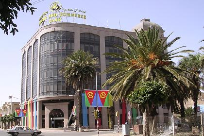Housing and Commerce Bank - Asmara Eritrea