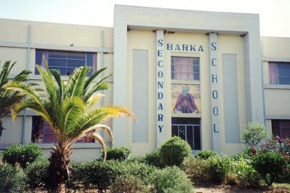 Barka Secondary School Knowledge Street Asmara