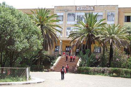Keih Bahri Comprehensive Secondary School Asmara