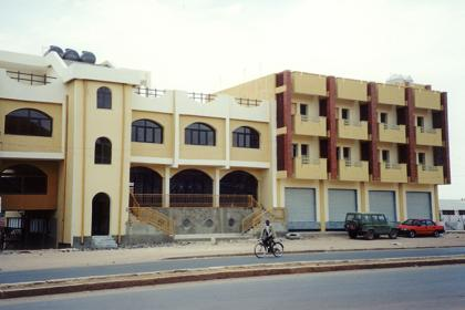 New housing complex in Kahawta - Asmara.