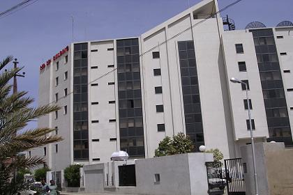 Red Sea Trading Corporation Office - Ras Alula Street Asmara