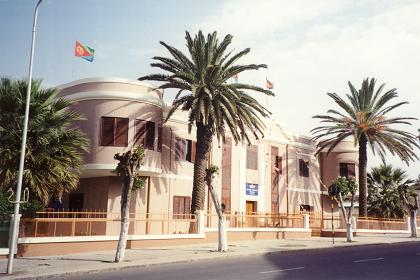 Office of the British American Tabaco Company - Ras Alula Street Asmara