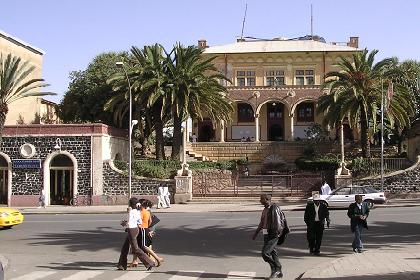 Asmara Theatre or Opera House