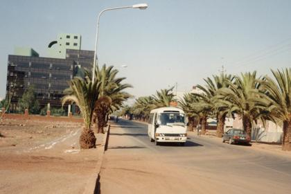 Sembel Housing Complex Offices (Airport Road Asmara)
