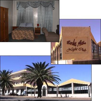 Berhe Aiba Hotel Restaurant and Nightclub - Asmara Eritrea