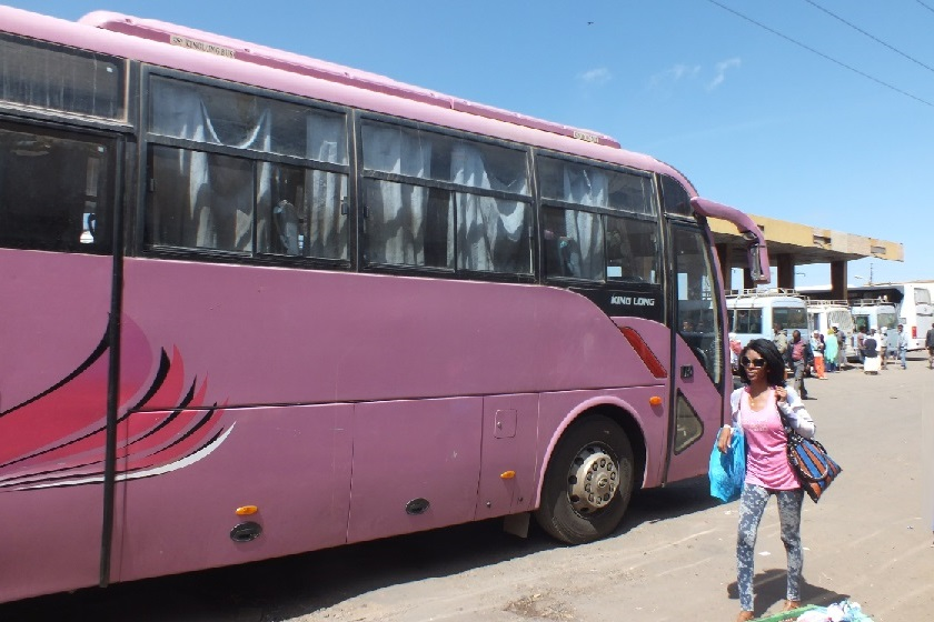Long distance busses to Massawa - Asmara - Eritrea
