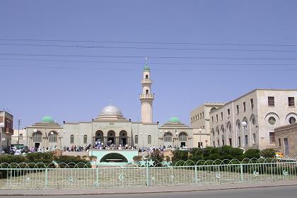 Al Khulafa Al Rashiudin Mosque - Peace Street - Asmara