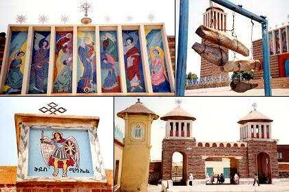 Nda Mariam Orthodox Church - Asmara - Eritrea