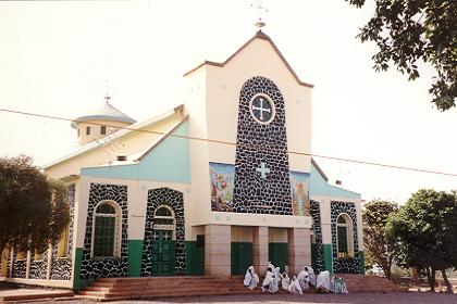 St. Michaels Orthodox Church - Asmara - Eritrea