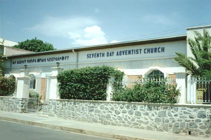Seventh Day Adventist Church - Asmara - Eritrea