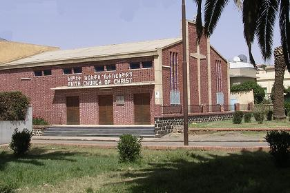 Faith church of Christ (Methodist church) Asmara