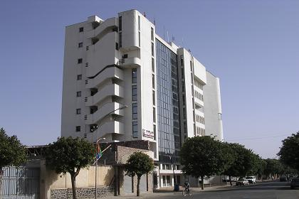 German embassy - Asmara - Eritrea