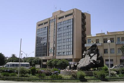 Swedish embassy - Asmara - Eritrea