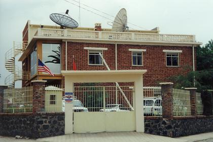 USAID office - Asmara - Eritrea
