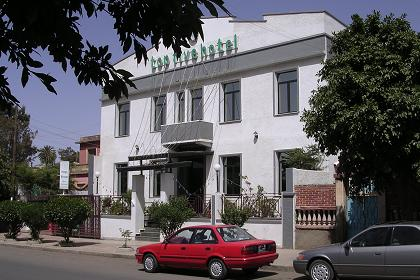 Top Five Hotel - Asmara Eritrea