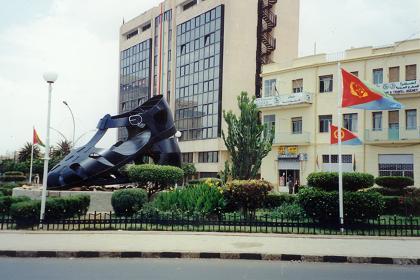 Asmara Eritrea 25 05 2001