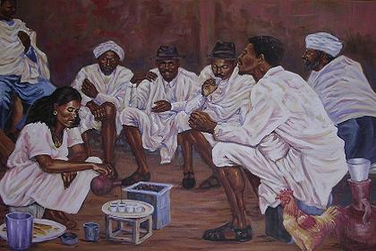 asmara eritrea - october 1st 2004