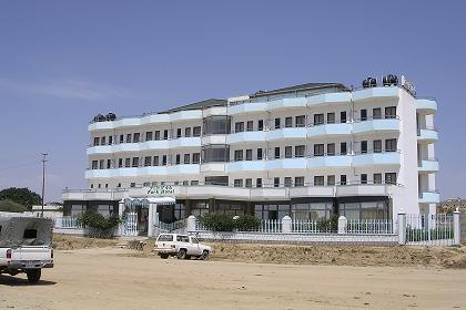 Eritrea alojamientos de precios para los mochileros