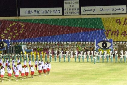 �Independence Day Celebrations - May 24 2006 - Asmara Stadium.