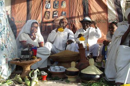 Representatives of Eritrean cultures - Community Parade Asmara Eritrean Culture And Tradition