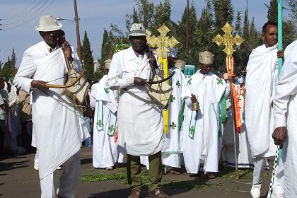 Saint Michael Orthodox Church Festival - Asmara Eritrea.