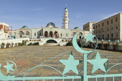 Al Khulafa Al Rashiudin Mosque - Asmara Eritrea.