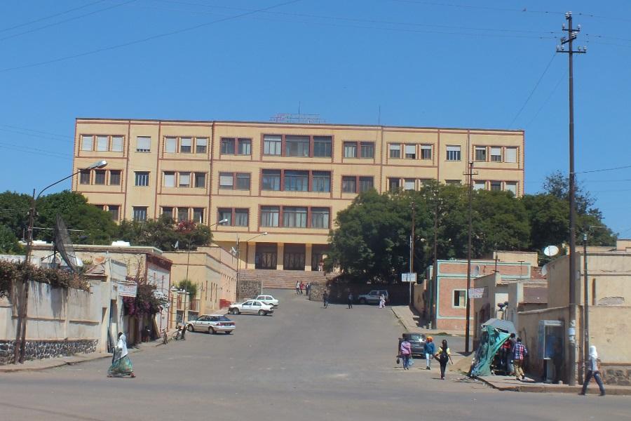 Asmara Eritrea - November 01 2014