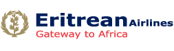 Eritrean Airlines - connecting Asmara with Amsterdam, Rome, Milano, Frankfurt, Dubai and Djibouti