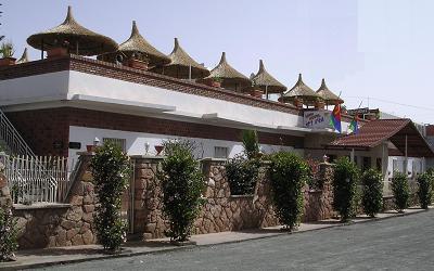Lion Hotel - Asmara Eritrea